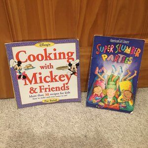 Other - 2 Kids Books